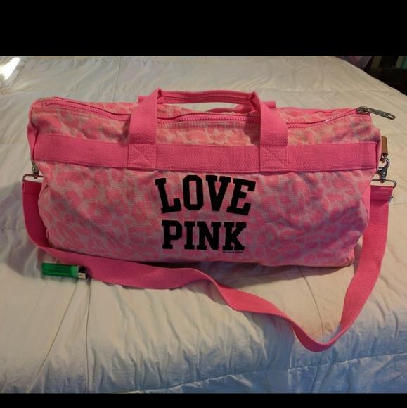 dbc71ec75e3c PINK Victoria s Secret Bags